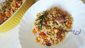 fermente insalata zucca