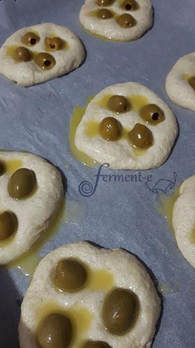 focaccine-fermente